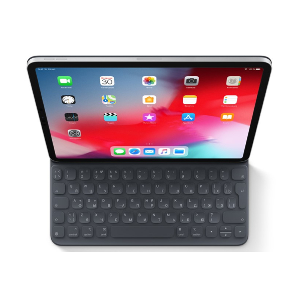 Планшет Apple iPad Pro 11″ 512GB WI-FI + Cellular (MU1F2) Space Gray