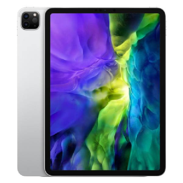 Планшет Apple iPad Pro 11″ (2020) 128GB Wi‑Fi + Cellular (MY2W2) Silver