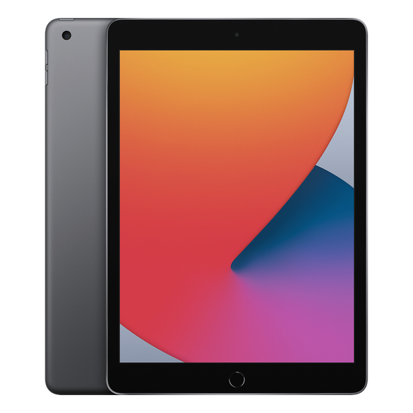 Планшет Apple iPad 10.2″ (2020) 32GB Wi-Fi (MYL92) Space Grey