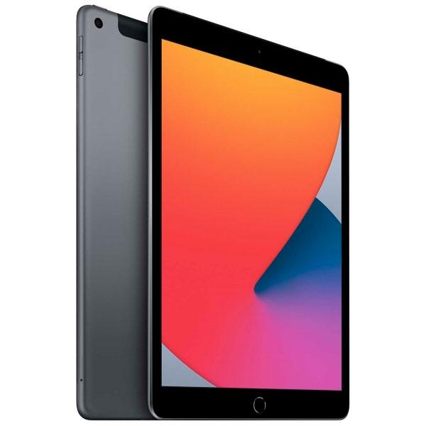 Планшет Apple iPad 10.2″ (2020) 32GB Wi-Fi (MYL92) Space Grey
