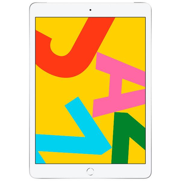 Планшет Apple iPad 10.2″ (2020) 32GB Wi-Fi (MYLA2) Silver