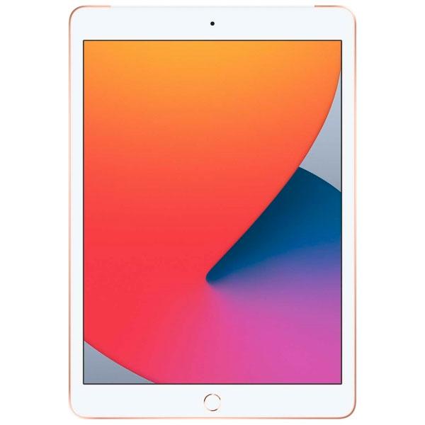 Планшет Apple iPad 10.2″ (2020) 32GB Wi-Fi (MYLC2) Gold
