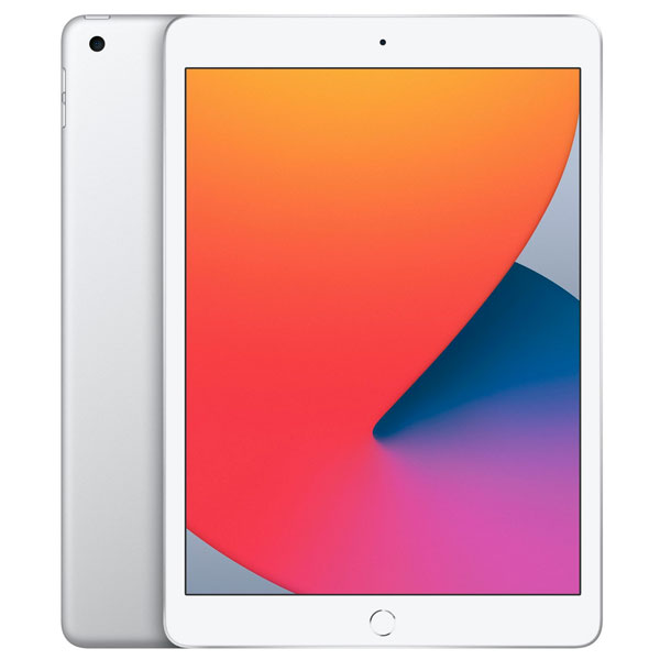 Планшет Apple iPad 10.2″ (2020) 128GB Wi-Fi (MYLE2) Silver