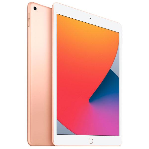 Планшет Apple iPad 10.2″ (2020) 128GB Wi-Fi (MYLF2) Gold