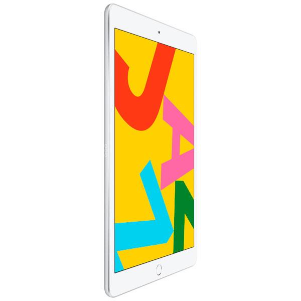 Планшет Apple iPad 10.2″ (2020) 32GB Wi-Fi + Cellular (MYMJ2) Silver