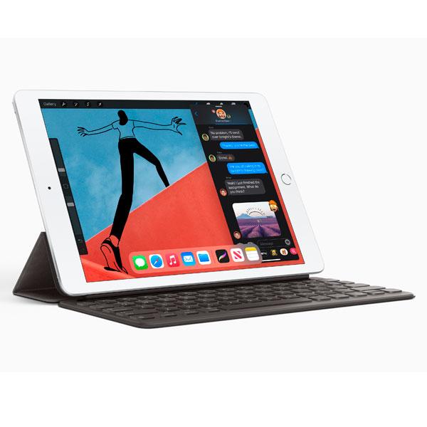 Планшет Apple iPad 10.2″ (2020) 128GB Wi-Fi + Cellular (MYMN2) Gold