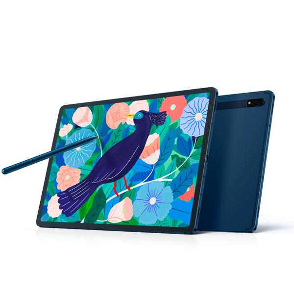 Планшет Samsung Galaxy Tab S7+ 12.4″ 128GB (SM-T975) Blue