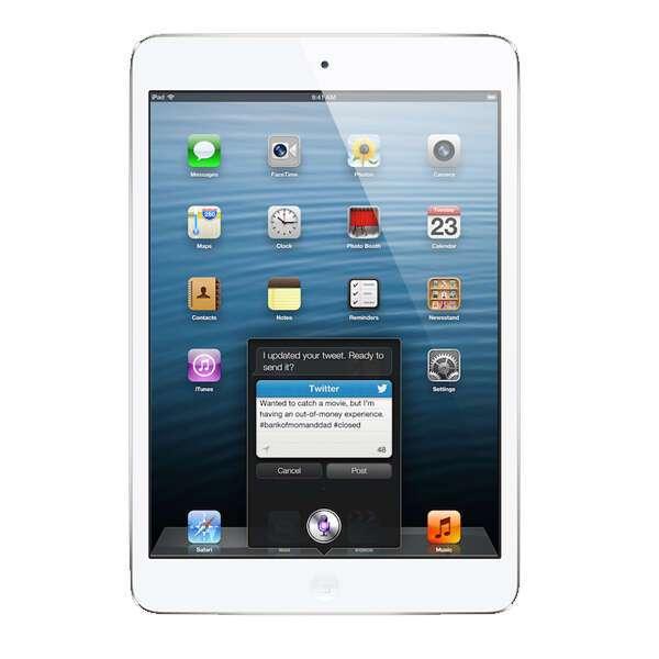 Планшет Apple iPad MD543TU/A mini Cellular White