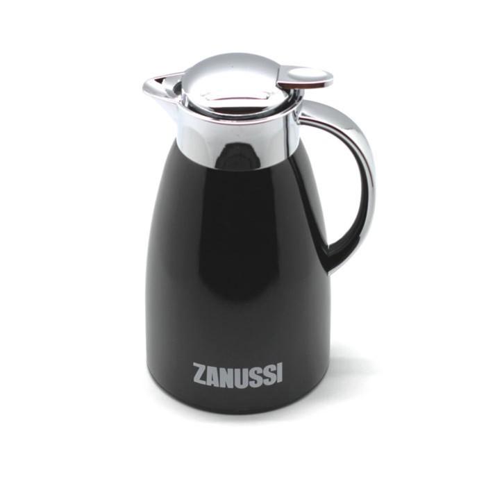 Кувшин-термос Zanussi чёрный, 1,5 л