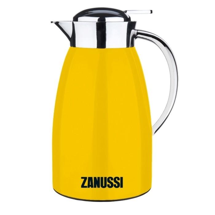 Кувшин-термос Zanussi жёлтый, 1,5 л