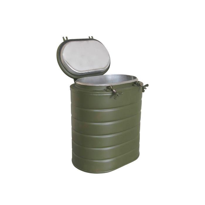 Термос армейский  металлический, 12 л