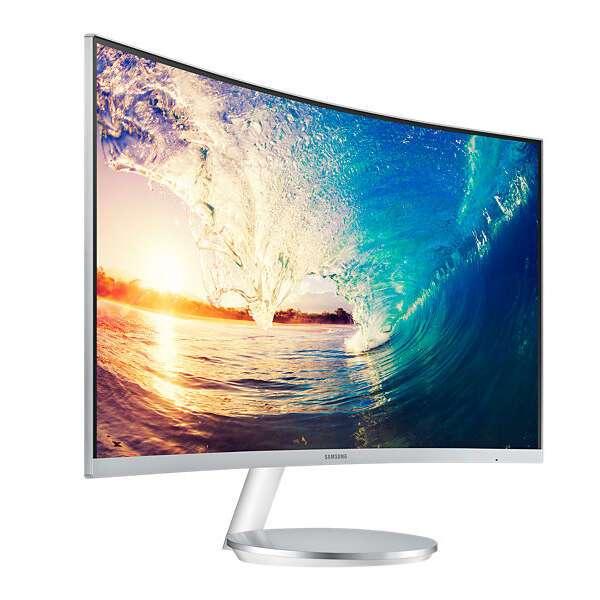 LED монитор Samsung LС27F591FDI