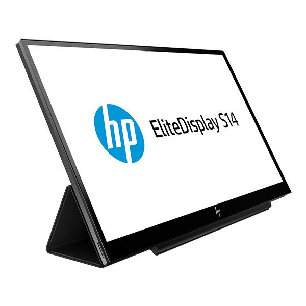 Монитор HP EliteDisplay S14 (3HX46AA) 14″