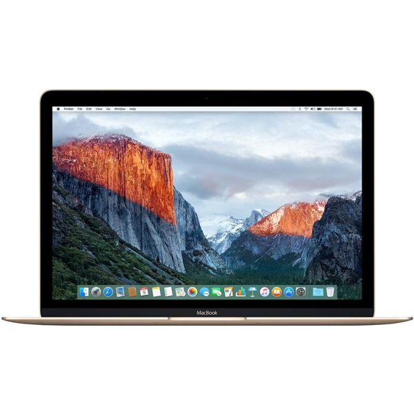 "Ультрабук Apple MacBook 12"" (MRQN2)"