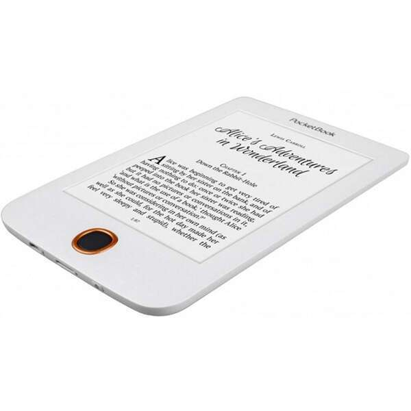 Электронная книга PocketBook  614 Basic 3 (PB614-2-D-CIS) белый