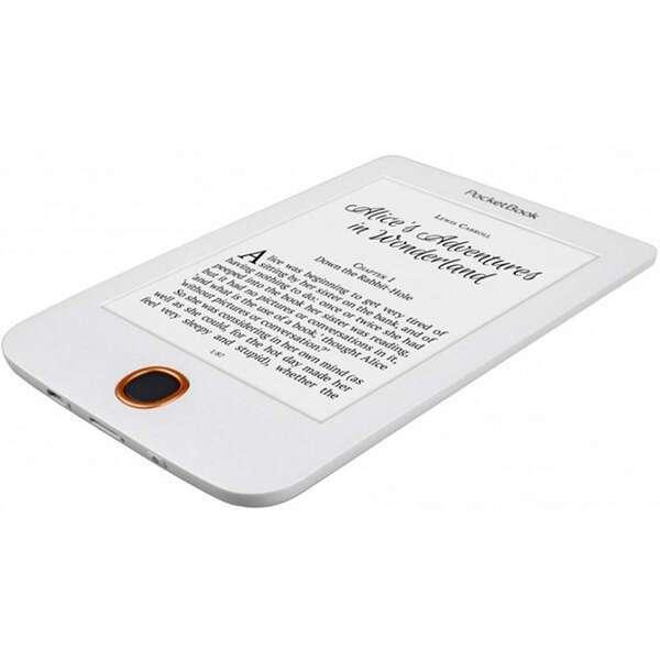 Электронная книга PocketBook 614 Basic 3 PB614-2-D-CIS (Белый)