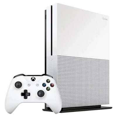 Игровая консоль Xbox One S 1Тб в комплекте с 2 играми