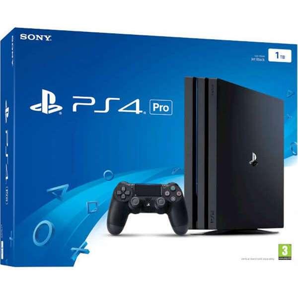 Игровая консоль Sony PS4 Pro 1TB Chassis Black (PS719937562)