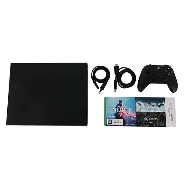 Игровая Консоль Xbox One X 1TB + Battlefield V Deluxe Edition