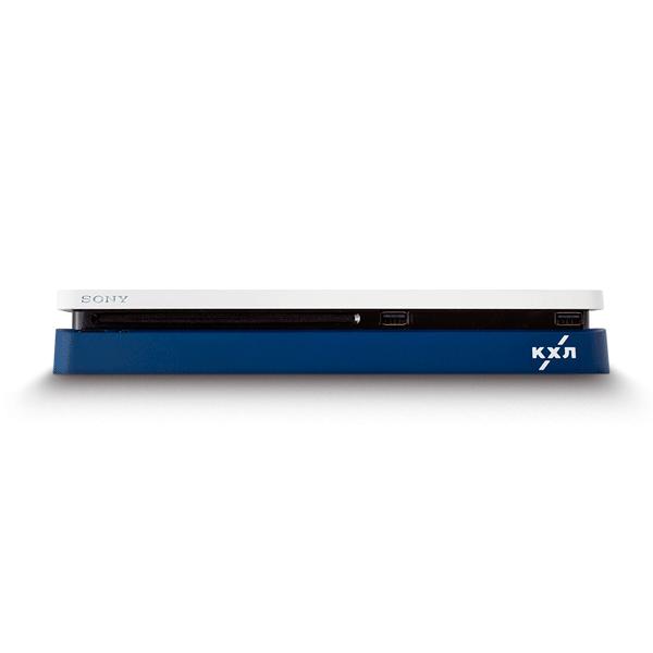 """Лимитированная игровая консоль Sony PS4 1TB """"ХК Барыс"""""""