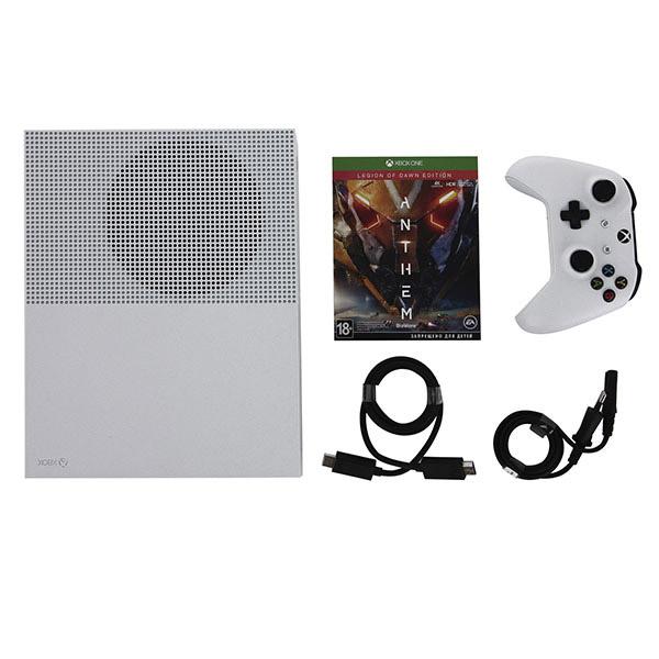 Игровая консоль Xbox One S 1 ТБ + Anthem