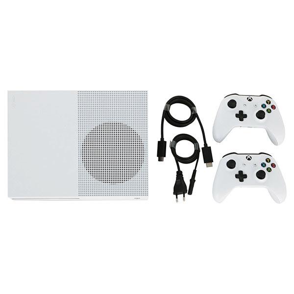 Игровая консоль Xbox One S 1 ТБ + геймпад
