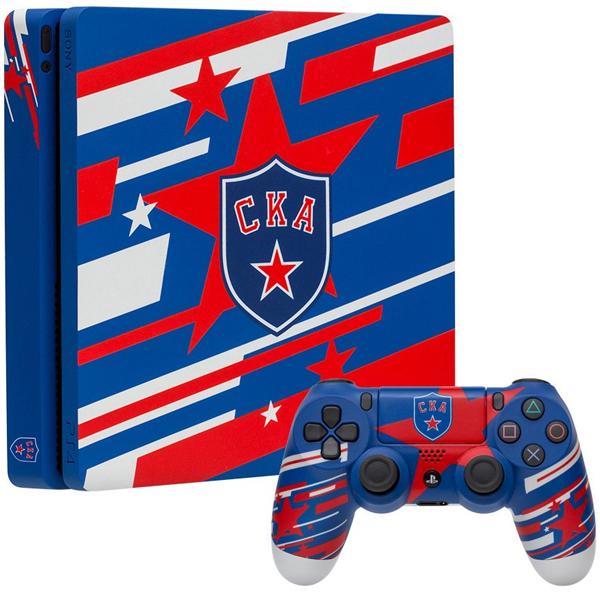 """Игровая консоль Sony PS4 Slim 1 TB """"СКА"""""""