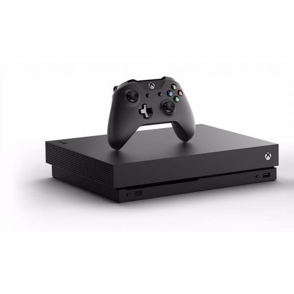Игровая Консоль Xbox One X 1 ТБ + Red Dead Redemption 2