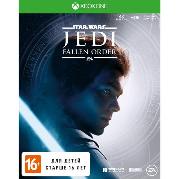 Игровая консоль Xbox One S 1ТБ + Star Wars Jedi Fallen Order (234-01099)