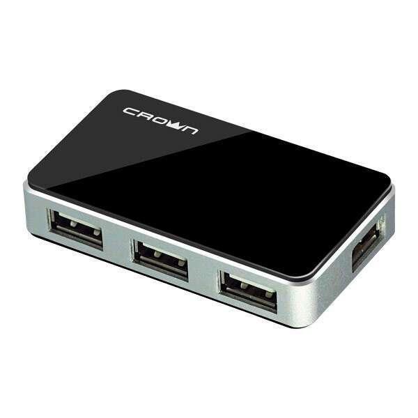 USB хаб Crown CMH-B19