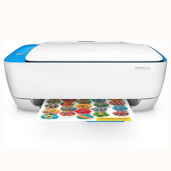 Струйное МФУ HP DeskJet 3639