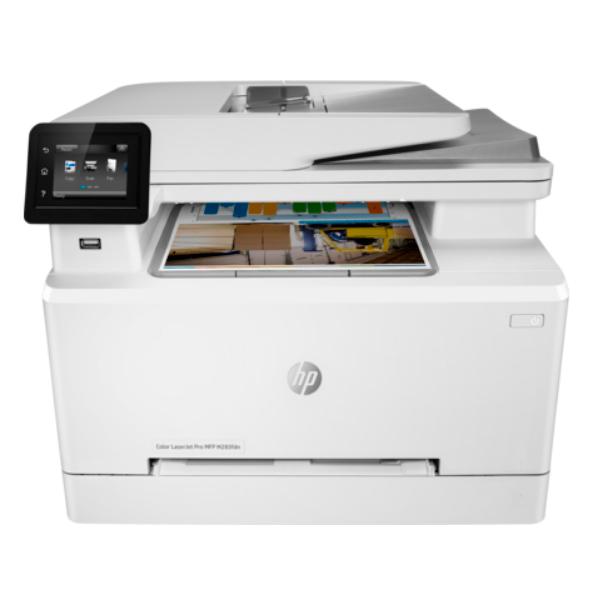 Лазерное МФУ HP Color LaserJet Pro M283fdn 7KW74A