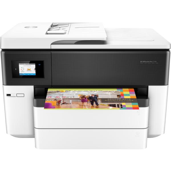 Лазерное МФУ HP OfficeJet Pro 7740 WF AiOG5J38A
