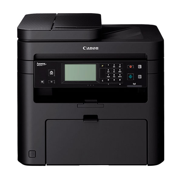 Лазерный МФУ Canon i-sensys MF237W (+картридж 737)