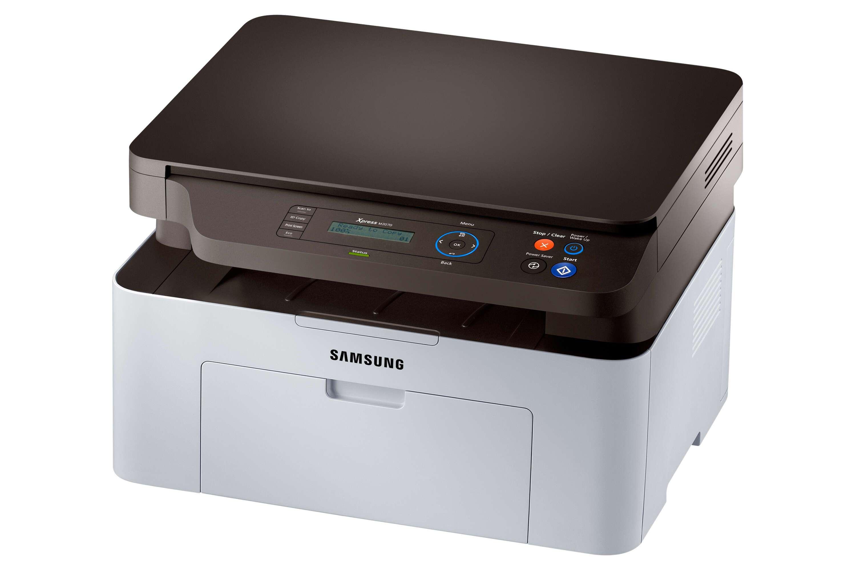 Лазерное МФУ Samsung SL-M2070