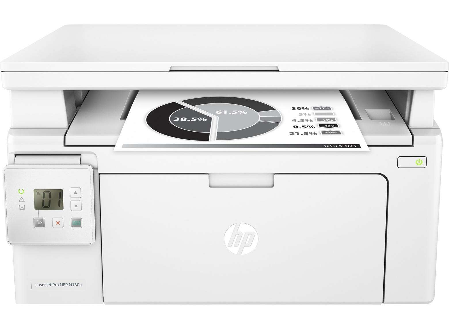 Лазерное МФУ HP LaserJet Pro MFP M130a