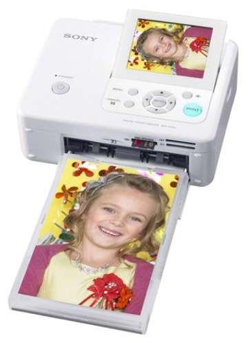 Принтер SONY DPP FP75