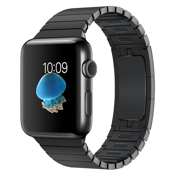Ремешок Apple 42mm Space Black Link Bracelet Kit (MM062)