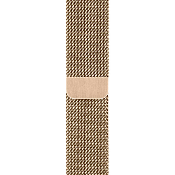 Ремешок Apple 40mm Gold Milanese Loop (MYAM2)