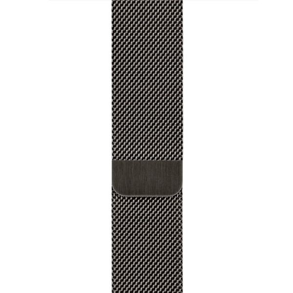 Ремешок Apple 44mm Graphite Milanese Loop (MYAQ2)