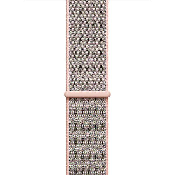 Ремешок Apple 42mm Pink Sand Sport Loop (MQW92)