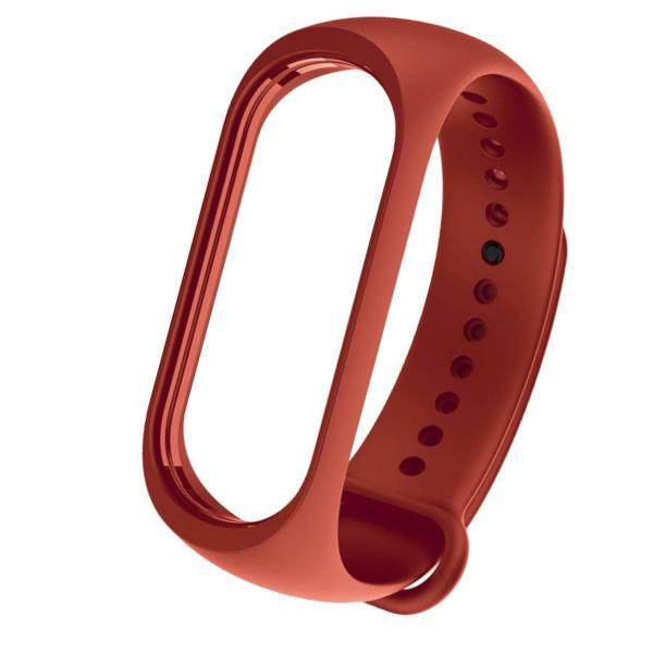 Ремешок Xiaomi Mi Smart Band 3/4 Strap Orange