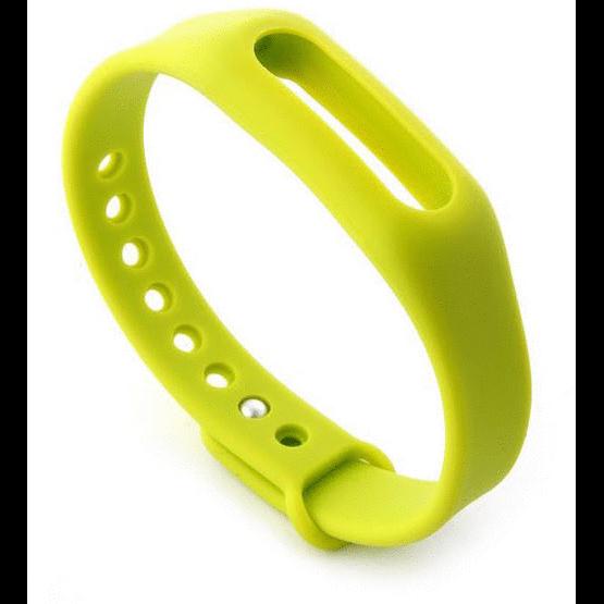 Ремешок к фитнес браслету  Prime, салатовый