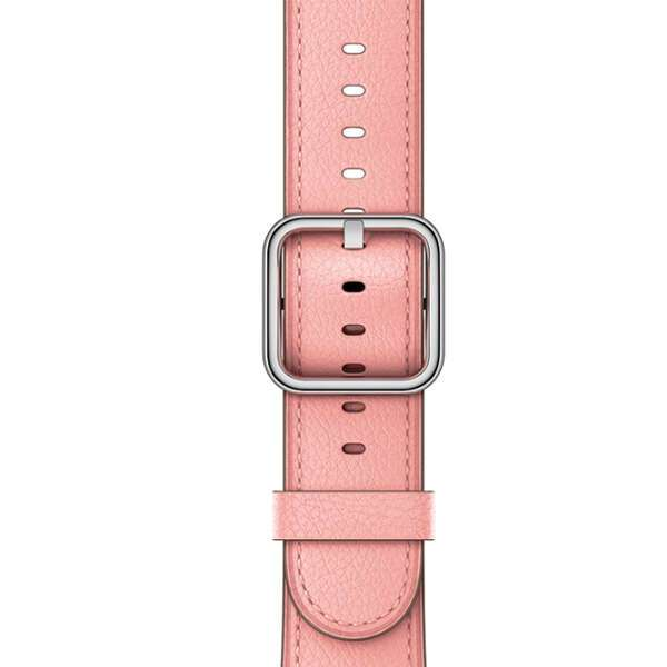 Ремешок Apple 38mm Soft Pink Classic Buckle (MRP32)
