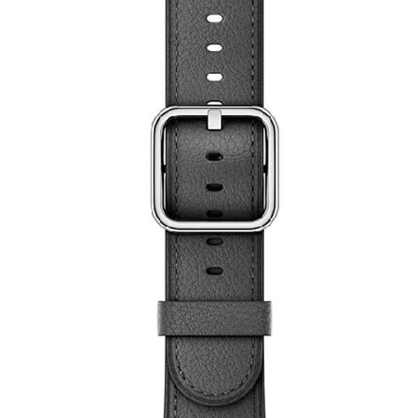 Ремешок к Apple Watch Classic Buckle MPWR2, Black
