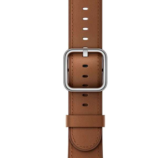 Ремешок к Apple Watch Classic Buckle MPWT2, Saddle Brown