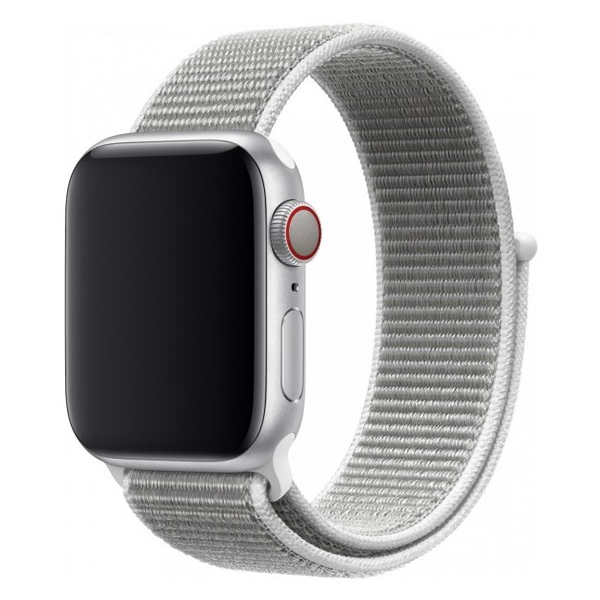 Ремешок Apple 40mm Seashell Sport Loop (MTLV2)