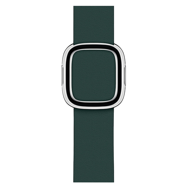 Ремешок Apple Forest Green Modern Buckle Band Medium 40mm (MTQJ2)