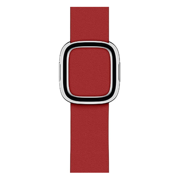Ремешок Apple 40mm Red Modern Buckle Band Medium Product (MTQU2)