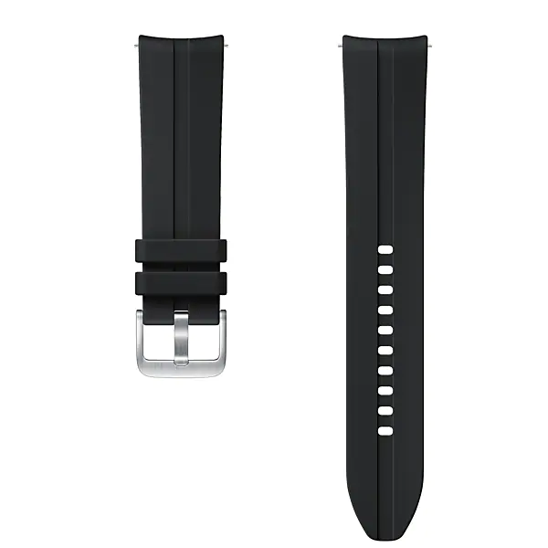 Ремешок для часов Samsung Ridge Sport Band 20mm Black (ET-SFR85SBEGRU)